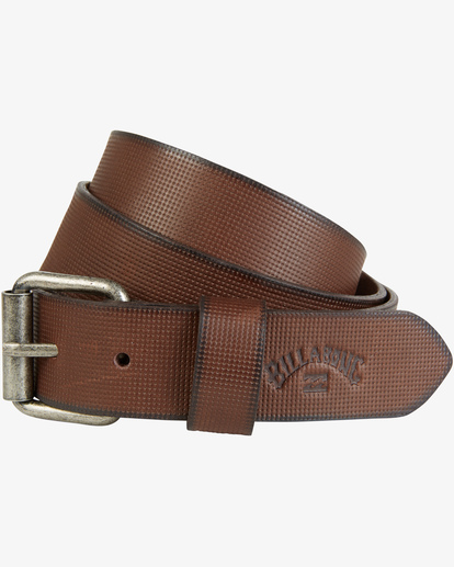 0 Daily Leather Belt Brown MABL1BDL Billabong