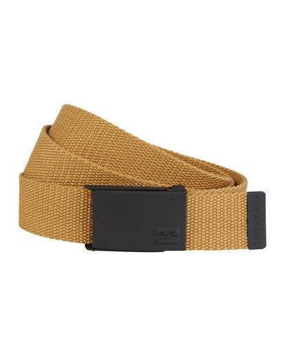 1 Cog Belt Brown MABLVBCO Billabong