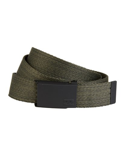 1 Cog Belt Green MABLVBCO Billabong