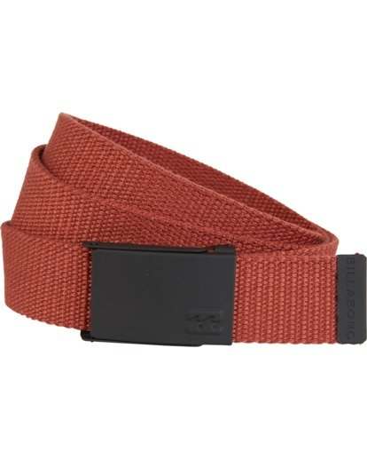 0 Cog Belt Red MABLVBCO Billabong