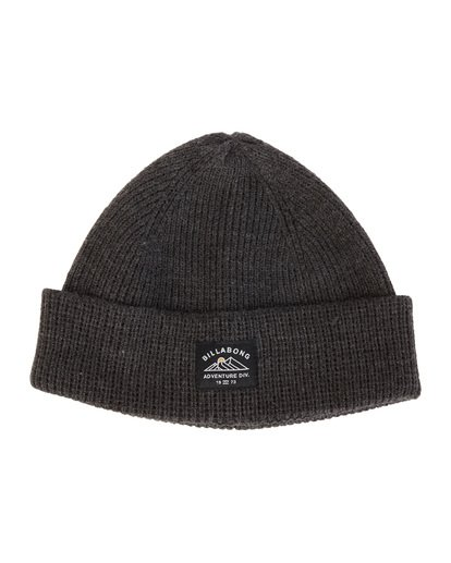 1 Adiv Beanie Black MABN1BAD Billabong