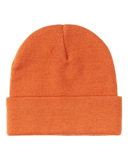 1 Stacked Beanie Red MABN3BST Billabong