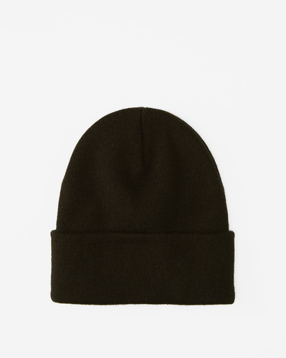 1 Stacked Beanie Black MABN3BST Billabong