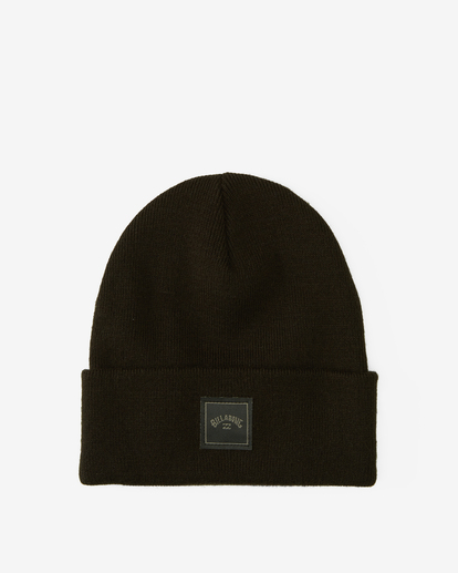 0 Stacked Beanie Black MABN3BST Billabong