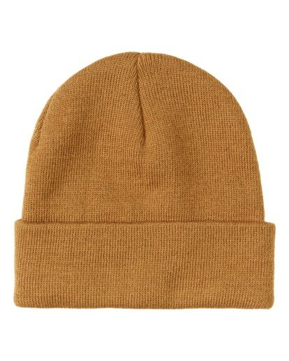 1 Stacked Beanie Brown MABN3BST Billabong