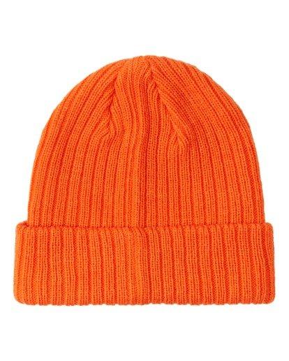 1 Arcade Beanie Orange MABNQBAR Billabong
