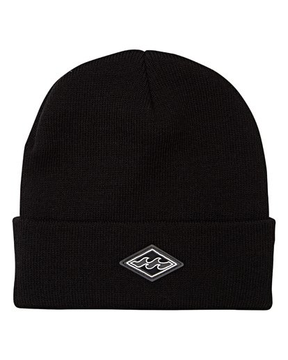 0 Slappy Beanie Black MABNVBSA Billabong
