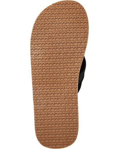 3 All Day Impact Sandals Black MAFTAADI Billabong