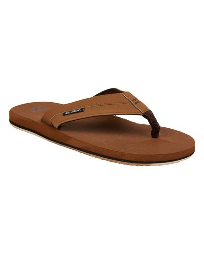 2 All Day Impact Sandals Yellow MAFTAADI Billabong