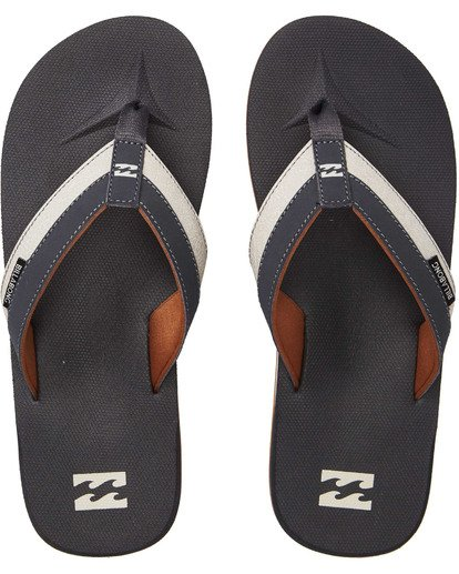 0 All Day Impact Sandals Grey MAFTAADI Billabong