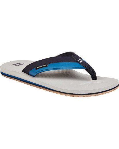 1 All Day Impact Sandals Grey MAFTAADI Billabong