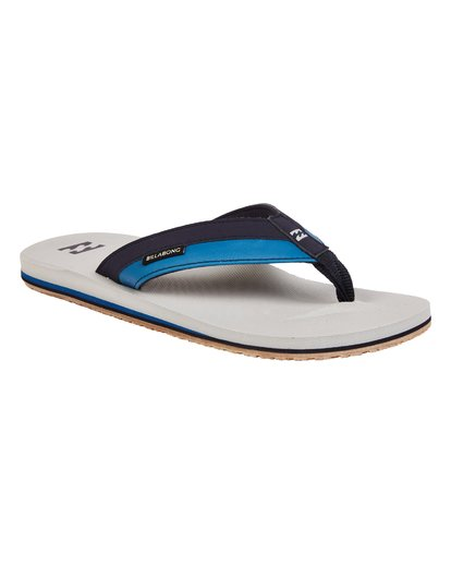 2 All Day Impact Sandals Grey MAFTAADI Billabong
