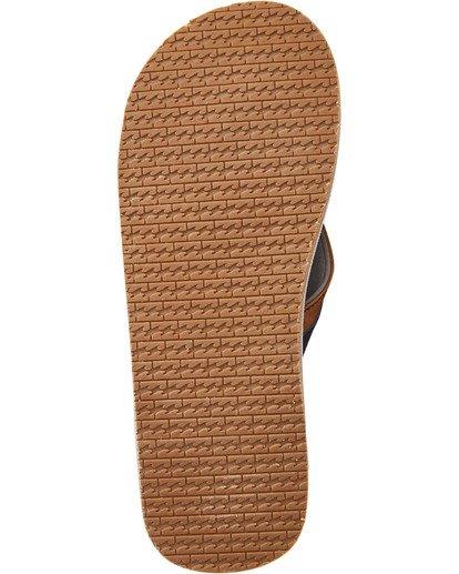 2 All Day Impact Sandals Blue MAFTAADI Billabong
