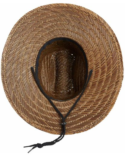 4 Tides Hat Brown MAHTATID Billabong