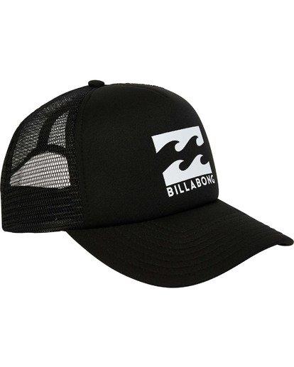 2 Podium Trucker Hat  MAHTGPOD Billabong