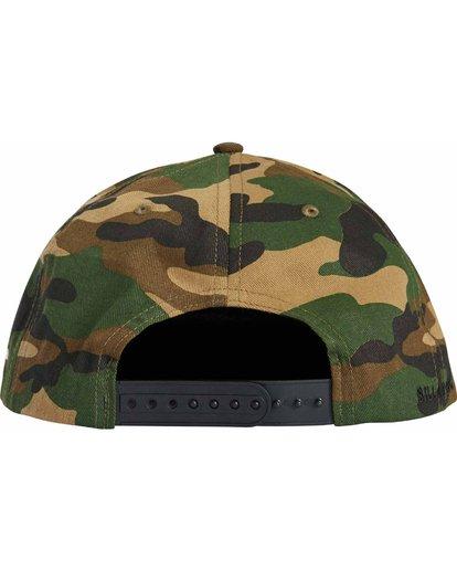 3 Native Camo Hat  MAHTJNAC Billabong
