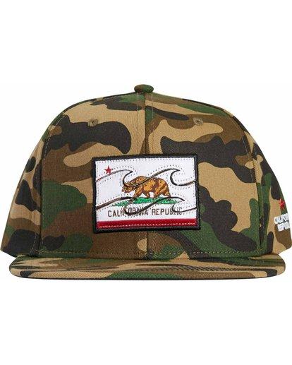 1 Native Camo Hat  MAHTJNAC Billabong