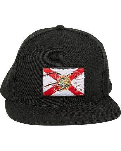 1 Native Hat Orange MAHTJNAT Billabong
