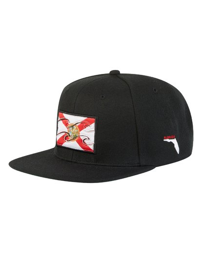 0 Native Hat Orange MAHTJNAT Billabong