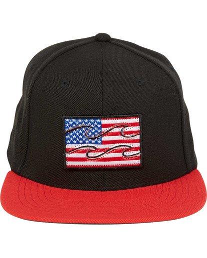 1 Native Hat  MAHTJNAT Billabong