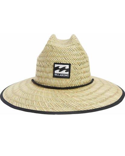 1 Tides Print Straw Hat  MAHTJTIP Billabong