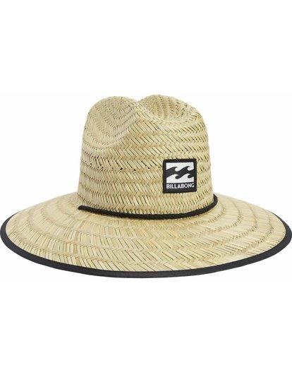 2 Tides Print Straw Hat  MAHTJTIP Billabong