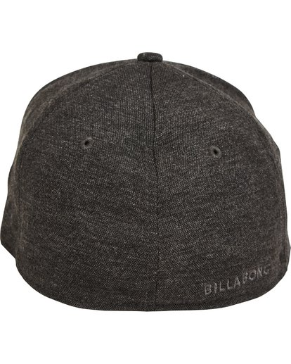 3 All Day Heather Stretch Fit Hat  MAHTLADH Billabong