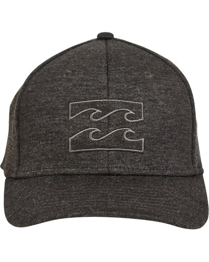 1 All Day Heather Stretch Fit Hat  MAHTLADH Billabong