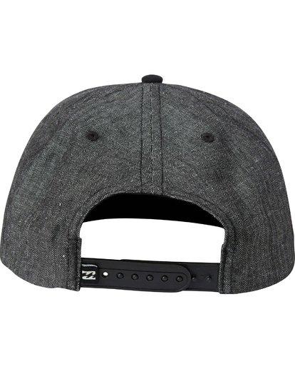 3 Oxford Snapback Hat  MAHTLOXF Billabong