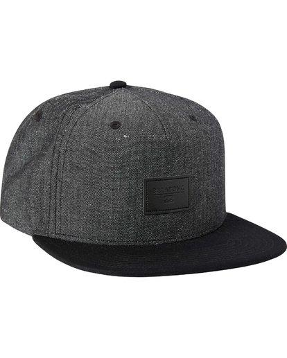 2 Oxford Snapback Hat  MAHTLOXF Billabong