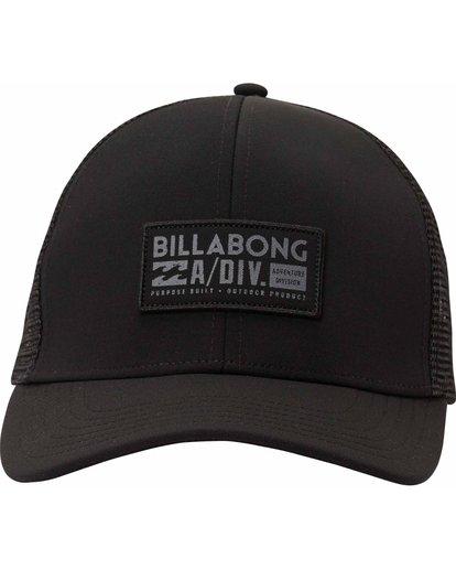 1 A-Div Trucker  MAHTMADI Billabong