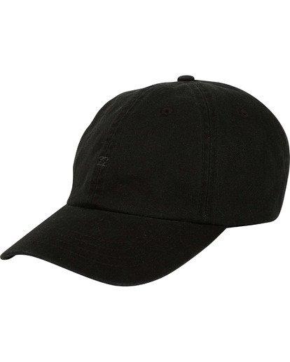 0 All Day Lad Cap Black MAHTMADL Billabong