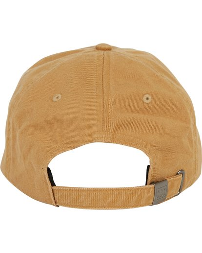 3 All Day Lad Cap Brown MAHTMADL Billabong