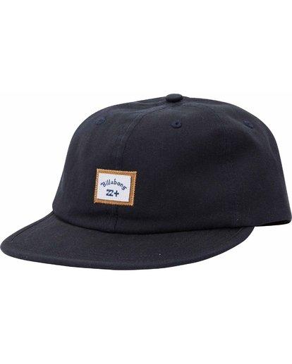 0 Coast Snapback Hat Blue MAHTMCOA Billabong