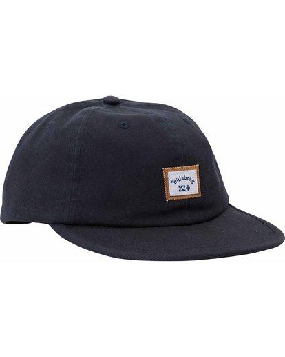 1 Coast Snapback Hat Blue MAHTMCOA Billabong