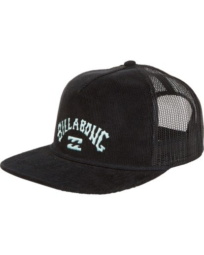 1 Alliance Trucker Black MAHW1BAL Billabong