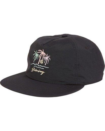 1 Breezey Hat Black MAHW1BBR Billabong