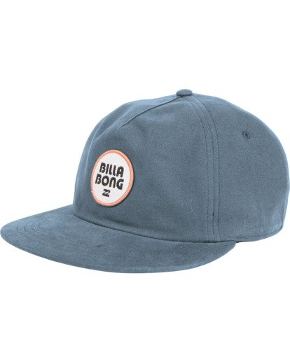 1 Breezey Hat Blue MAHW1BBR Billabong