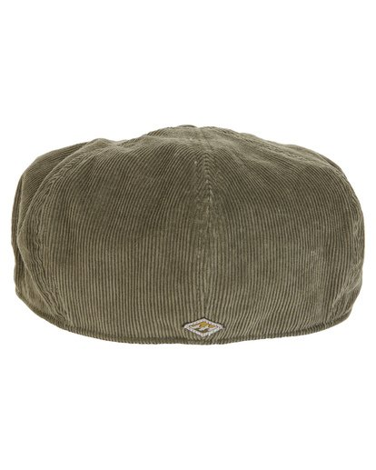 2 Cabby Corduroy Cap Green MAHW1BCA Billabong