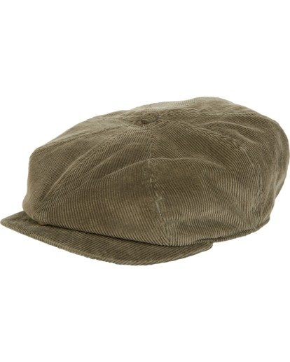 1 Cabby Corduroy Cap Green MAHW1BCA Billabong