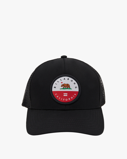 1 Native Trucker Hat Multicolor MAHW1BCR Billabong