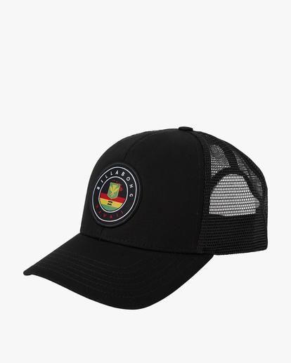 0 Native Trucker Hat Orange MAHW1BCR Billabong
