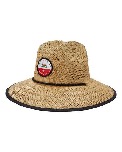 0 Native Rotor Tides Hat Multicolor MAHW1BHR Billabong