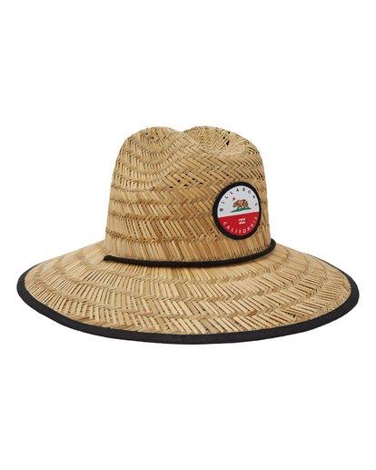 2 Native Rotor Tides Hat Multicolor MAHW1BHR Billabong