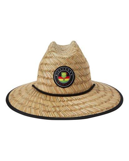 1 Native Rotor Tides Hat Orange MAHW1BHR Billabong