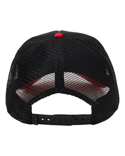 2 Vacay Trucker Hat Red MAHW1BLR Billabong