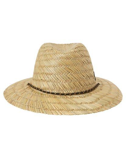 1 Nomad Straw Hat White MAHW1BNO Billabong