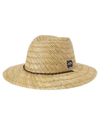 0 Nomad Straw Hat White MAHW1BNO Billabong