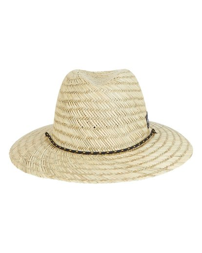 2 Nomad Straw Hat White MAHW1BNO Billabong