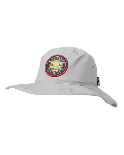 4 Big John Native Tech Hat Orange MAHW1BNR Billabong